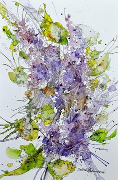 """""""Lilacs"""" by Ivelina Vladimirova."""