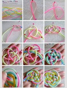 Chinese Knots Tutorial