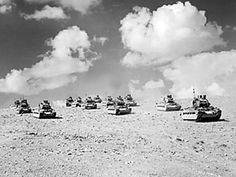 batalla de tanques - El Alamein Trieste, Matilda, Afrika Corps, Tank Warfare, North African Campaign, Erwin Rommel, History Online, Ww2 Tanks, Tanks