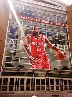 James Harden of Houston Rockets