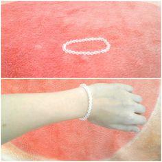 Easy beaded bracelet