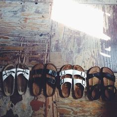 The Beautiful Thing About Birkenstocks