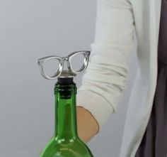 A wine glass topper for the hipster wine-drinkers in your life. Wine topper – $10
