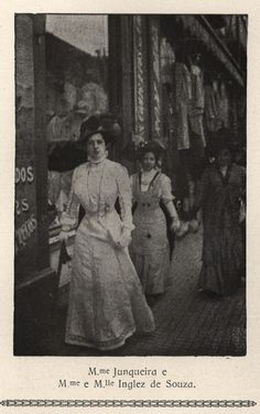 madames 1910