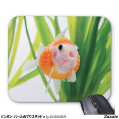 Mouse pad 2 of ping pong pearl