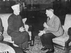 Never-before-seen photos of Palestinian mufti with Hitler ties visiting Nazi Germany - Israel News - Haaretz.com