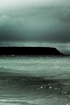 mint + jade + dark + sea