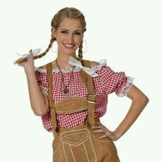 German Girls, Beer Girl, German Beer, Girls Blouse, Country Girls, Skirts, Dresses, Women, Fashion