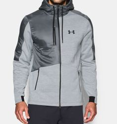 Men's UA Pursuit Storm Swacket