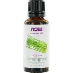 Essential Oils Now Lemongrass Oil 1 Oz By Now Essential Oils