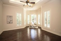 Home Staging, Alcove, Valance Curtains, Windows, House, Home Decor, Decoration Home, Home, Room Decor