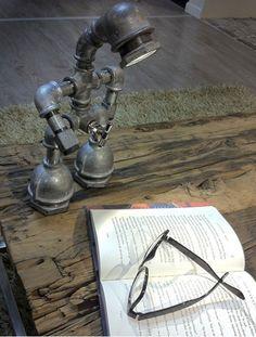 Final Frame: Kozo Man Desk Lamp