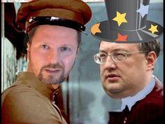 «Антон, это кино!» — как МВД Украины планирует спецоперации по советским фильмам (ВИДЕО А. Шария) | Качество жизни