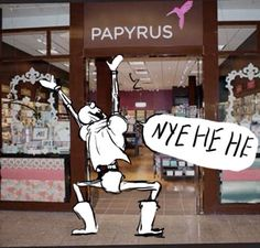 Every time I pass this store I am reminded of papyrus. I don't have an undertale board. Comics Undertale, Undertale Comic Funny, Undertale Memes, Undertale Cute, Undertale Fanart, Fandoms, Sr Pelo, Kevedd, Toby Fox