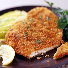 Oven-Fried Paprika Chicken Cutlets Recipe | Weight Watchers