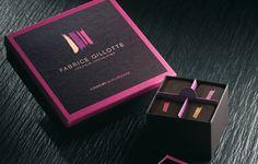 Fabrice Gillot Chocolate couleurs de bourgogne.