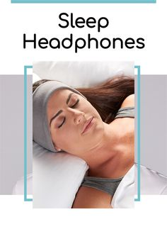 Use code: DEEPSLEEP for 10% off! SLEEPPHONES® ARE THE WORLD'S MOST COMFORTABLE HEADPHONES FOR SLEEPING. SleepPhones® were designed to sit over the ear making them comfortable even for side sleepers. #sleep #headphones #music