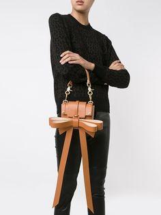 NIELS PEERAER oversized detail clutch. #nielspeeraer #bags #shoulder bags #clutch #leather #hand bags #