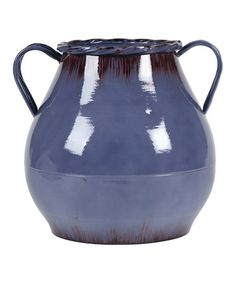 Take a look at this Lavender Garden Pot by Wilco on #zulily today!