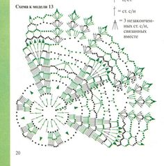 """Photo from album """"Серветки"""" on Yandex. Free Crochet Doily Patterns, Crotchet Patterns, Crochet Diagram, Crochet Doilies, Crochet Lace, Point Lace, Paper Embroidery, Crochet Tablecloth, Tatting Lace"""