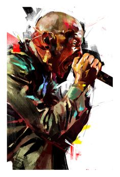Illustration for Linkin Park Underground XIII