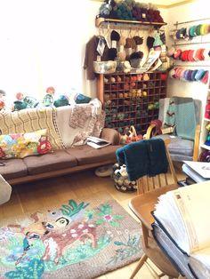 Loop, London - yarn shop