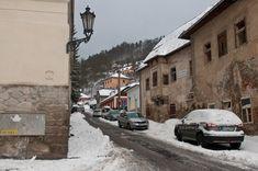 Banská Štiavnica - Trojičné námestie - The heart of the town is the historical Trinity Square (Slovak: Trojičné námestie) dominated by a monumental plague column. https://www.google.com/maps/d/viewer?mid=1peiLhfLGVISgg9Ia7zYOqWecX9k&usp=sharing