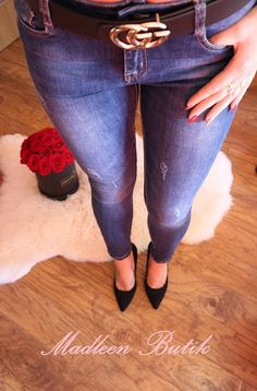 Spodnie jeans ZIP. , 99,00zł, zamówienia składamy w sklepie na stronie madleen.pl. Skinny Jeans, Zip, Fashion, Moda, Fashion Styles, Fashion Illustrations