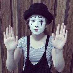 mime makeup - Hledat Googlem
