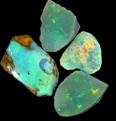 Fire within.........Opals