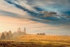 Деревня Матигоры Архангельской области. Автор: Александр Ермолин