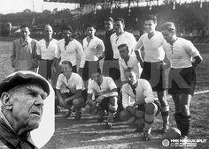 'Tika-taka' je patent najvećeg trenera svog doba, Luke Kaliterne! - Luka Kaliterna bio je brat jednog od osnivača 'Hajduka', Fabijana Kaliterne. Rođen je 1893. u Splitu, a u svom rodnom gradu je i ...