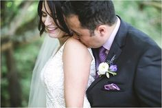 Spring-Inspired Lawn Wedding - Roger + Tessa - The Daily Wedding