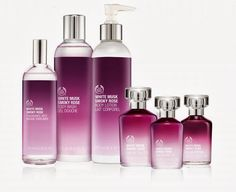 The Body Shop : Iconic Fragrance Grows Up.