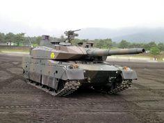 Japanese tank type 10