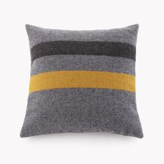 Foot Soldier Wool Pillow - Hudson and Vine