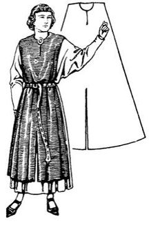 Image result for 13th century men's clothing
