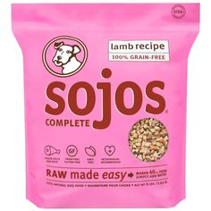 Sojos Complete Natural Grain Free Dry Raw Freeze Dried Dog Food Mix * Check this awesome product by going to the link at the image. (This is an affiliate link) #DogCare