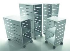 Trolley cum Cupboard for storage and manage your files and documents.