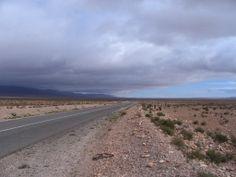 Road to Desert