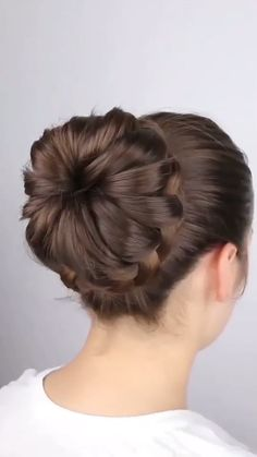 Braided Ponytail Hairstyles, Braids For Short Hair, Up Hairstyles, Ponytail Easy, Ponytail Tutorial, Ballet Hairstyles, Braids Easy, Bob Braids, Female Hairstyles
