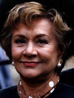 @Dane Joan Plowright@ incredible actress & Sir Lawrence Olivier'wife