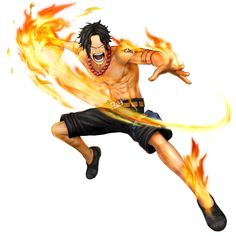 One Piece: Pirate Warriors - Portgas D. Ace