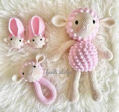 Best 12 Buttercup Lamb curtain tieback crochet PATTERN right or – SkillOfKing. Crochet Baby Toys, Crochet Toys Patterns, Crochet Gifts, Crochet Animals, Amigurumi Patterns, Crochet Dolls, Baby Knitting, Knitting Patterns, Knit Crochet