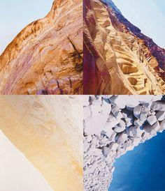 the daily modern: art of doug aitken Photography 2017, Pattern Photography, Photography Projects, Creative Photography, Landscape Photography, Geometric Photography, Contemporary Photography, Personal Project Ideas, Distortion Photography