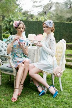 Tea for Two at ThreadSence.com