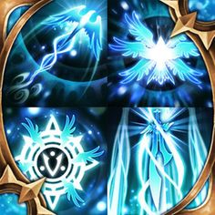 Seraphic Apotheosis (Custom Ability Icons) - Skywrath Mage