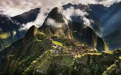 This is Machu Picchu (Lost City of the Incas),located in Cusco Region of Peru. Machu Picchu, Beautiful Places In The World, Places Around The World, Around The Worlds, Amazing Places, Places To Travel, Places To See, Travel Photographie, Les Continents