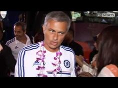 Mourinho Passion and happiness crucial Video Watch TV Show Sky Sports
