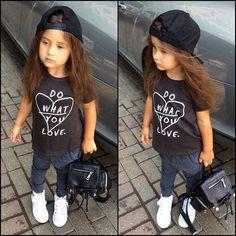 Love this outfit! (Instagram photo taken by Samoylova Oxana)